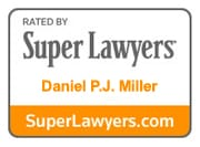 Rated Super Lawyers | Daniel P.J. Miller | SuperLawyers.com