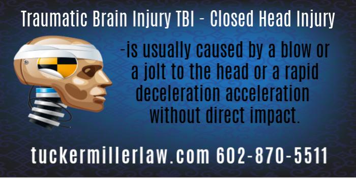 Traumatic Brain Injury Causes