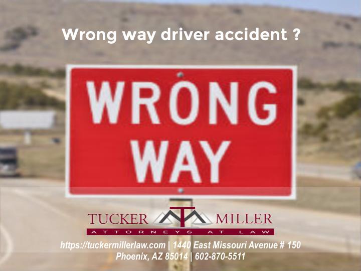Graphic stating Wrong Way Crash On 101