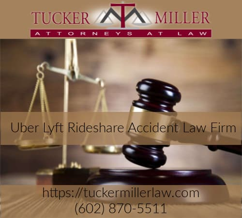 Graphic stating Uber-Lyft-Rideshare-Accident-Lawyers-Phoenix
