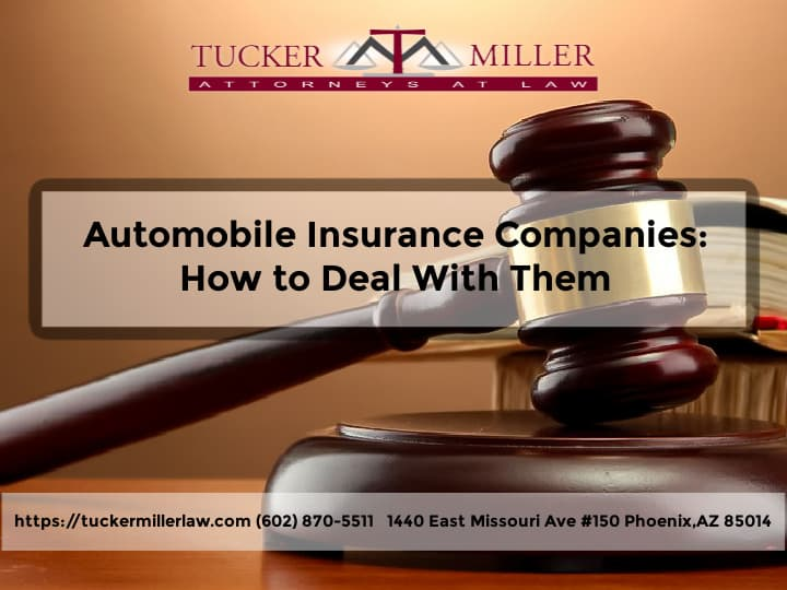 Graphic stating Automobile-Insurance-Companies_-How-to-Deal-With-Them